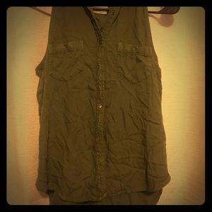 Medium shirt for sale:) made by Mudd